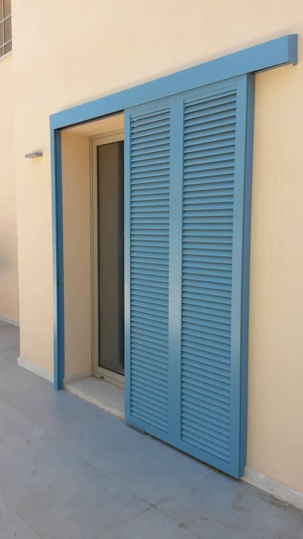 Infissi in alluminio porte e finestre taglio termico pm group di michele palazzolo e figlio - Porte e finestre in alluminio ...